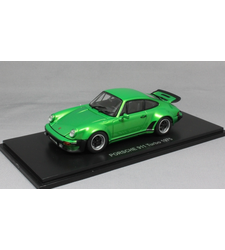 Porsche 911 930 Turbo in Green Metallic 1975
