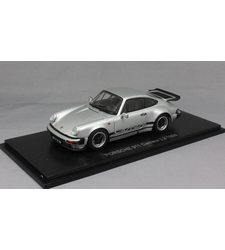 Porsche 911 Carrera 3.2 in Silver 1984