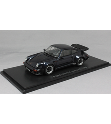 Porsche 911 930 Turbo 3.3 in Dark Blue 1988