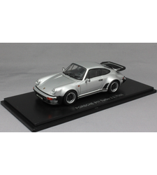 Porsche 911 930 Turbo 3.3 in Silver 1988
