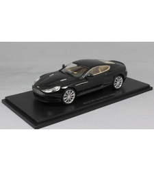 Aston Martin DB9 in Onyx Black 2013