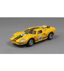 Ford GT40 in Yellow