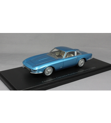 Chevrolet Corvette Rondine Pininfarina in Blue 1963