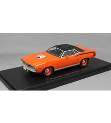 Plymouth Cuda 426 Hemi in Orange 1970