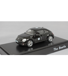 Volkswagen Beetle in 041 Black
