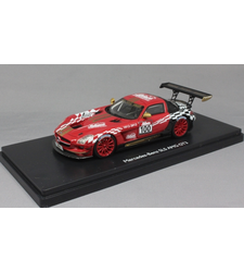Mercedes-Benz SLS AMG GT3 2012 Club Model