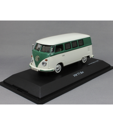 Volkswagen T1 Bus in Green/White