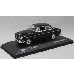 Volvo 121 Amazon in Black 1966