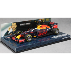 Red Bull RB12 Russia 2016 'Aero Shield Test' Daniel Ricciardo