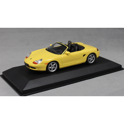 Porsche Boxster S in Yellow 1999