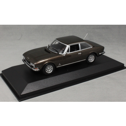 Peugeot 504 Coupe in Brown Metallic 1976
