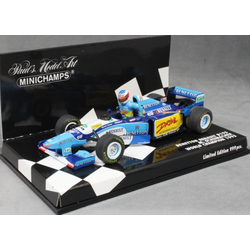 Benetton B195 World Champion 1995 Michael Schumacher