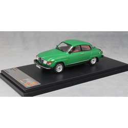 Saab 96 V4 in Green Metallic 1980