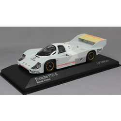 Porsche 956K Weissach Rollout Version 1982